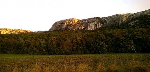 Forêt primaire et grotte de Ste Marie Madeleine, Sainte Baume
